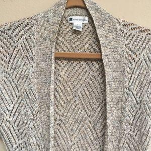 Valerie Bertinelli Sweaters - Valerie Bertinelli cardi-Sz Sm